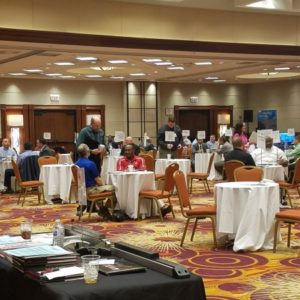 Chicago Forum Event Tables